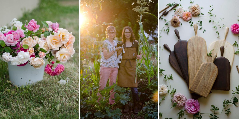 verbena farmer florist woodworker